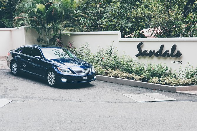 Sandals Resorts Private Luxury Transfer (One Way)