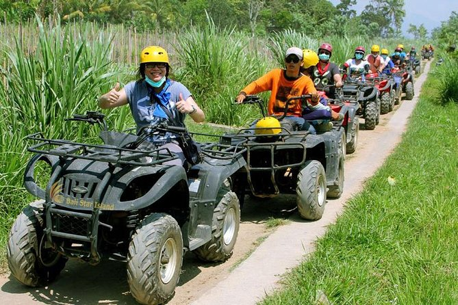 SIEM REAP QUAD BIKE 2 HOURS DRIVING