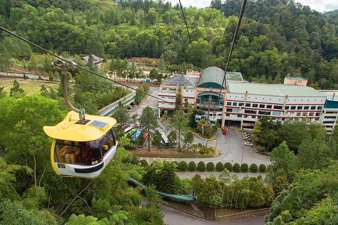 Genting Highland & Batu Caves Tour Include 2-way Cable Car Ride - Sic photo 1