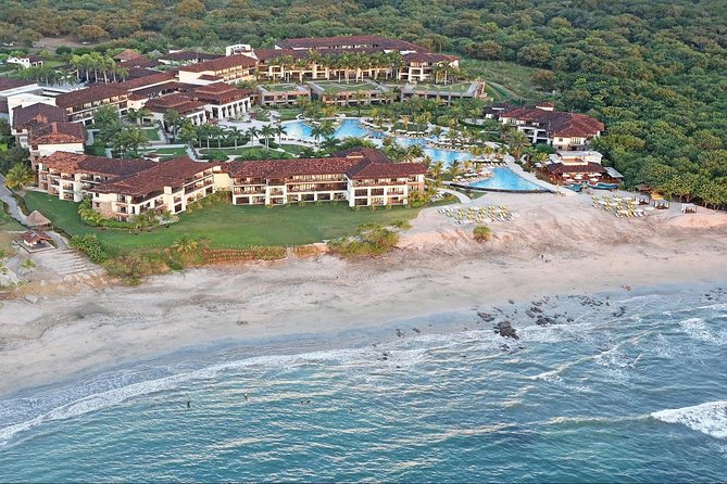 Shuttle Service From Liberia Airport To JW Marriott Guanacaste