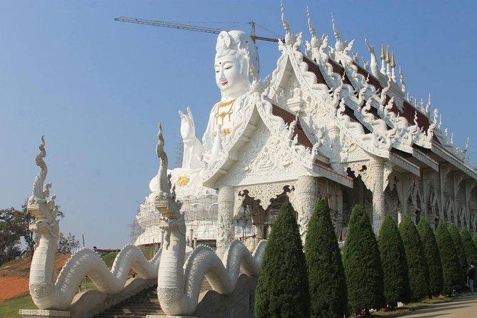 Wat Huayplakang Temple (Big Buddha Chiang Rai)