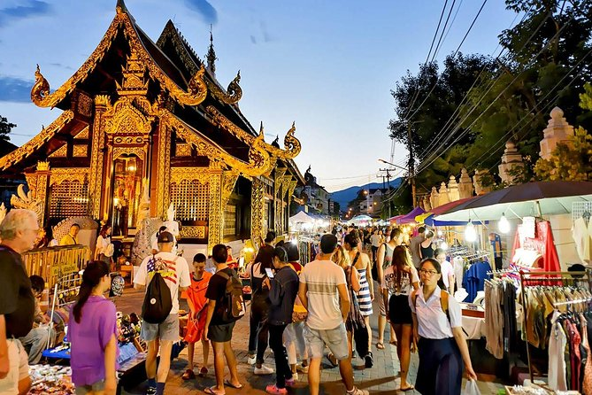 Chiang Rai Night Bazaar