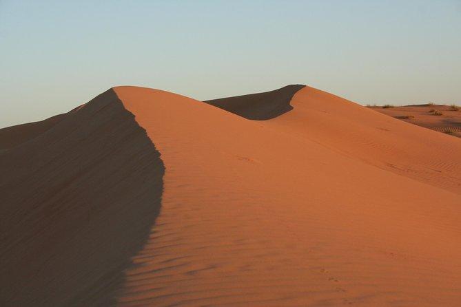 Camping Wahiba desert Crossing.