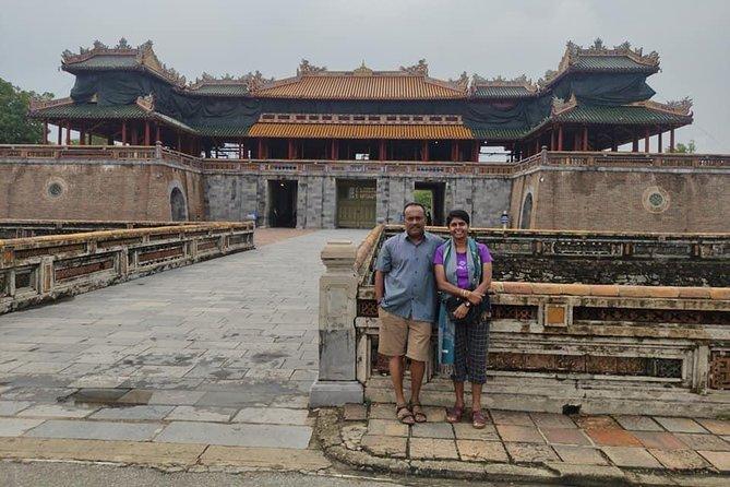 HUE CITY TOUR via HAI VAN PASS & LAP AN LAGOON from DA NANG or HOI AN ( PRIVATE)