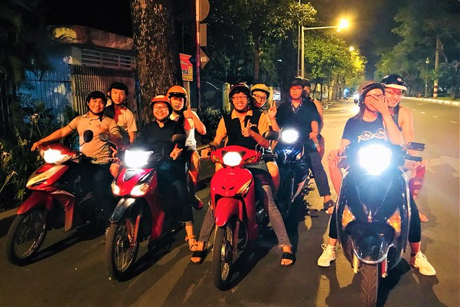 Private Midnight Tour By Motorbike In 4 Hours In Saigon