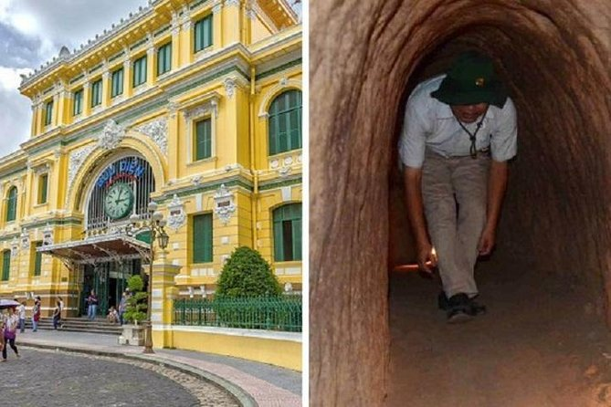 Ho Chi Minh City and Cu Chi Tunnels Tour photo 1