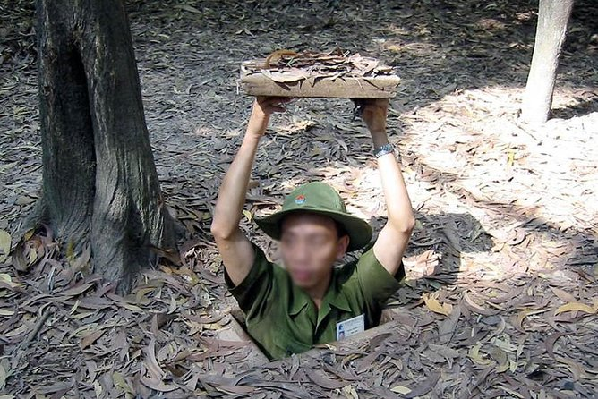 Ho Chi Minh City and Cu Chi Tunnels Tour photo 12