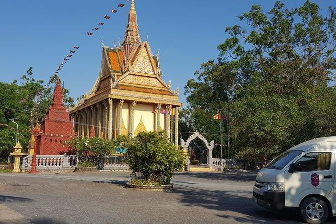 Kampot and Kep Town Tour