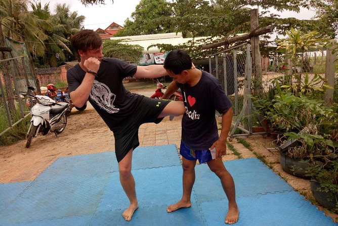 Khmer Martial Art Experience