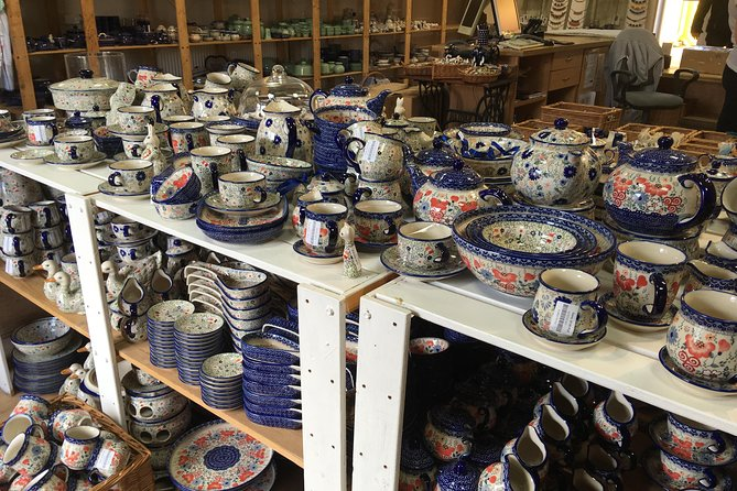 Polish Pottery of Boleslawiec and UNESCO Jawor Church of Peace Tour
