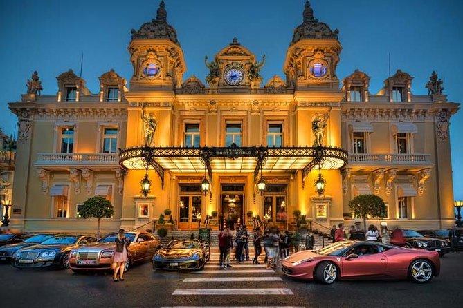 Monaco & Monte-Carlo by night