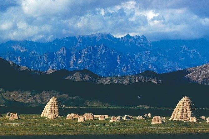 A peek of Ancient North Western Part of China during Mongol Conquest