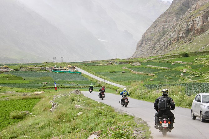 Manali Ladakh Motorcycle Expedition