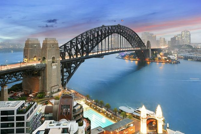 Private Sydney full day City Tour with Lunch