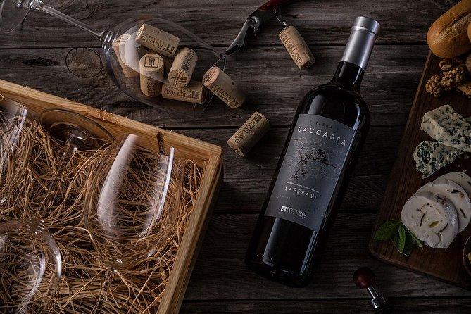 Baku Wine Crawl for Small Groups