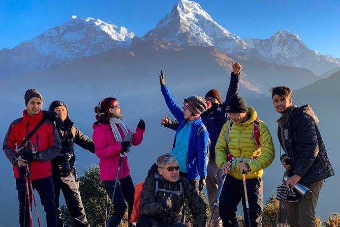 Ghorepani Poonhill Trek from Pokhara - 4 Days