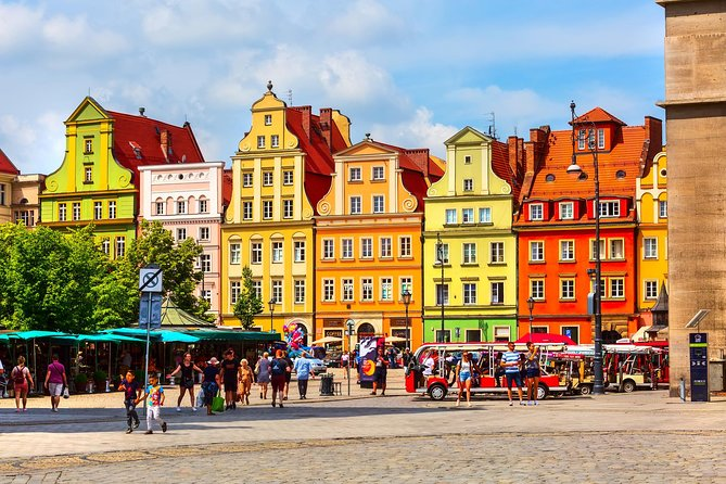 Wroclaw Day Tour from Poznan