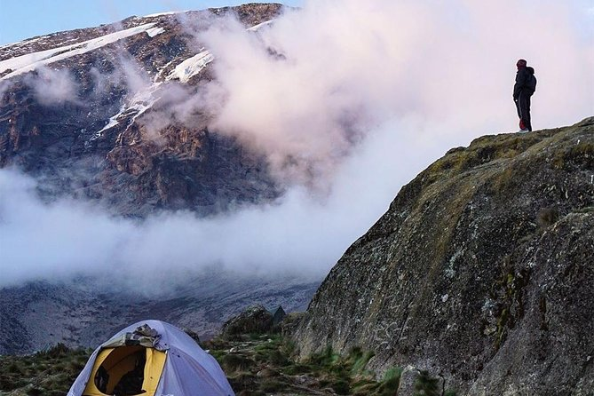 6 Days Mount Kilimanjaro Climbing via Machame Route
