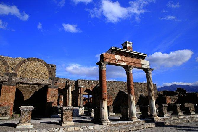 Ancient Pompeii Treasure Hunt