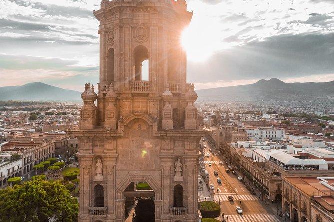 Private Airport Transfer: Mexico City to B. Juarez International Airport (MEX)