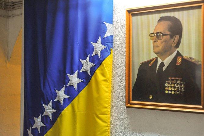 Tito's Cold War Bunker