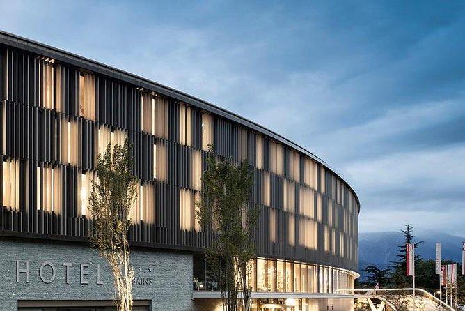 Transfer Geneva Airport to Bain de Saillon