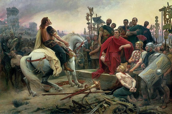 Rome: In the footsteps of Julius Caesar