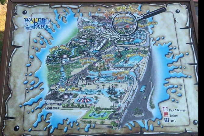 Skip the Line: Rhodes Faliraki Water Park Admission Ticket