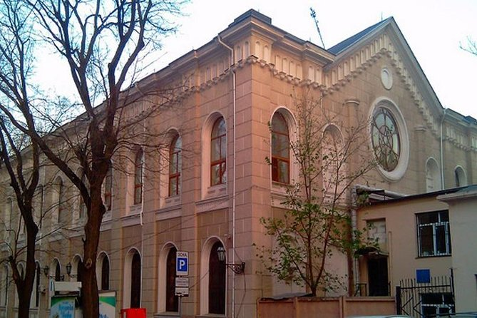 Odessa Jewish Heritage Private Guided Tour photo 4