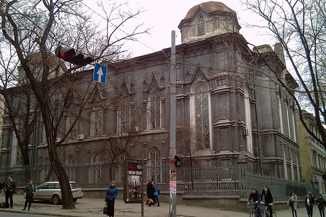 Odessa Jewish Heritage Private Guided Tour photo 3