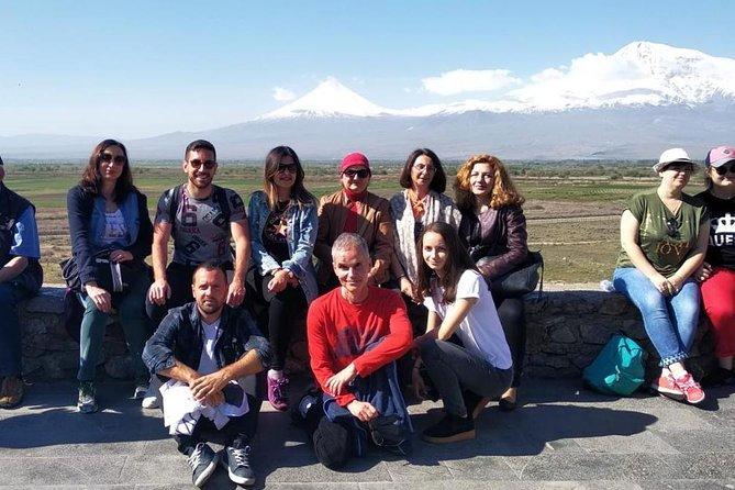 Private Tour to: Khor Virap Monastery