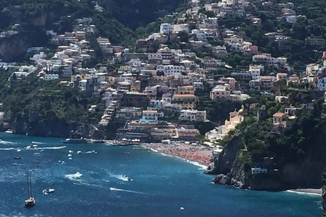 Sharing Tours From Sorrento
