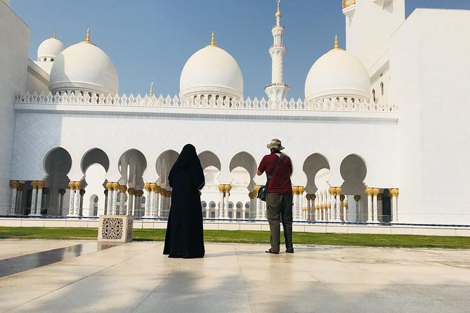 Best attractions of Abu Dhabi city from Dubai