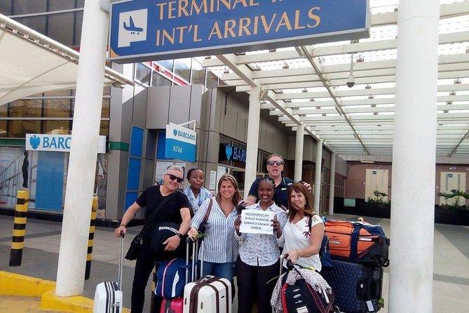 Arrival VIP Fast Track Assist Service at Nairobi International Airport