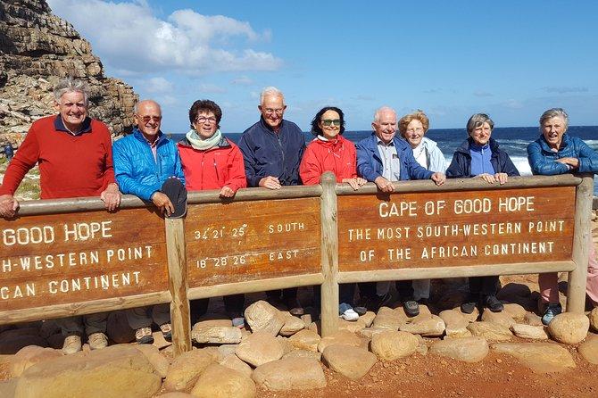 3 - Day Private Tour - Table Mountain/Robben Island/Cape Peninsula/Wine Tasting