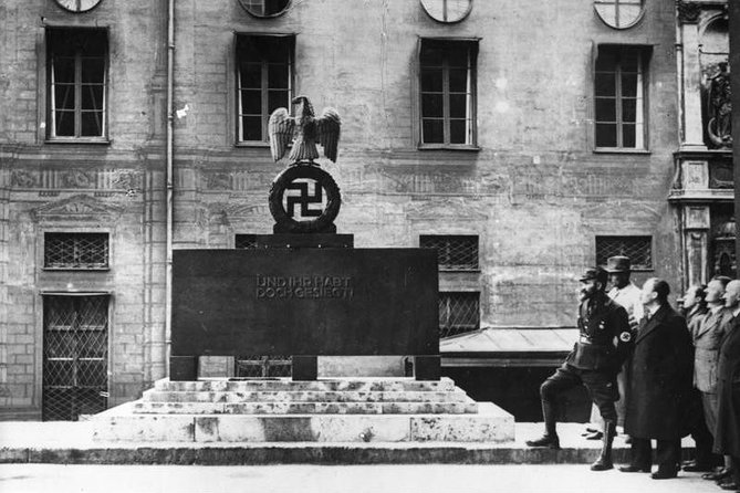 Private Third Reich Tour - 3 hours
