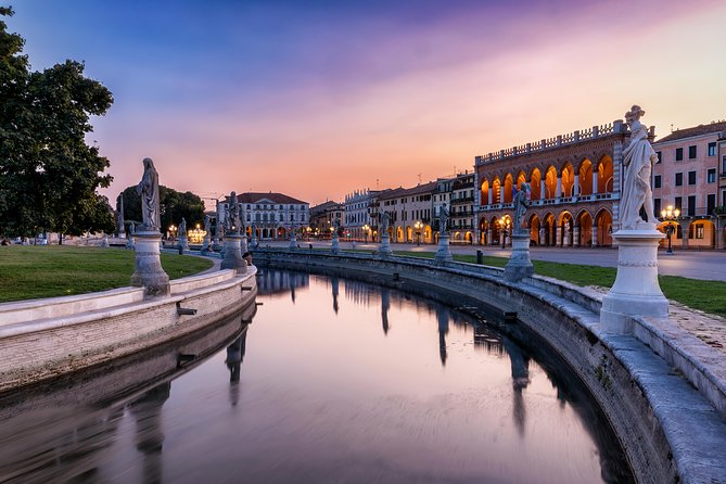 Day Trip from Milan to Padua