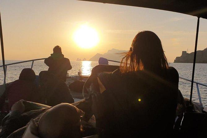 Sorrento Coast Sunset Experience