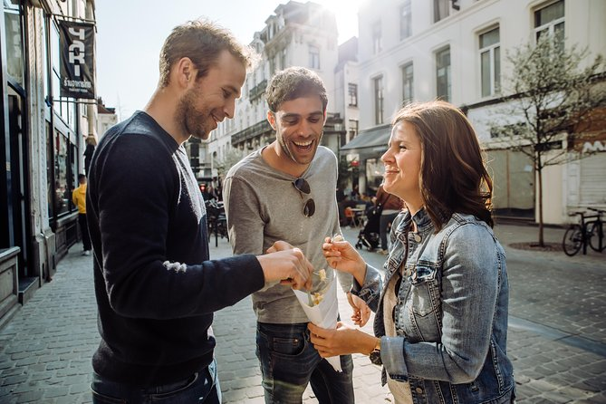 Brussels Half Day Tour with a Local Guide, Private & Custom ★★★★★