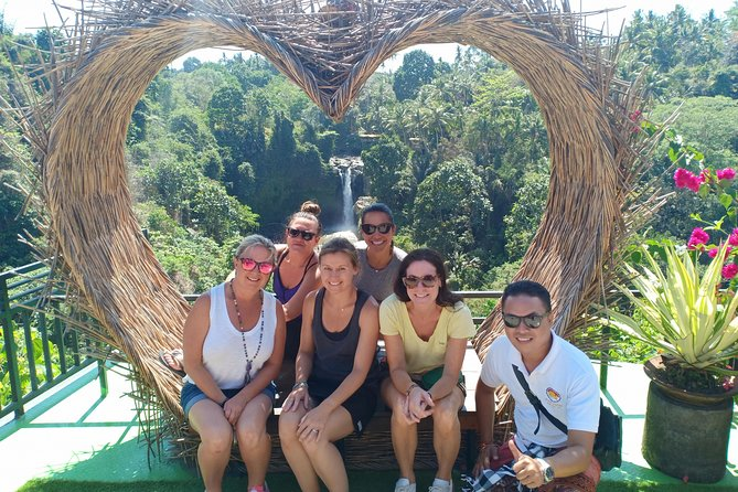 Ubud Tour : Waterfall - Water Temple - Jungle Swing - Monkey Forest - Free WiFi photo 3