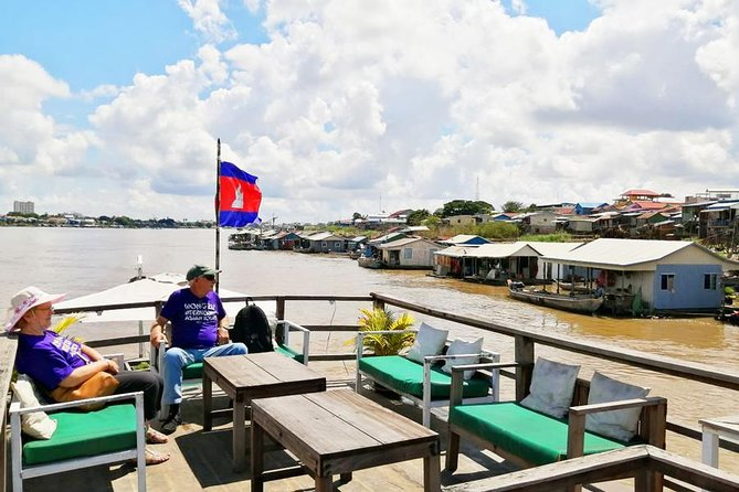 2hours - Floating Village Cruise - unlimited beer, soft drinks, fruits & guide