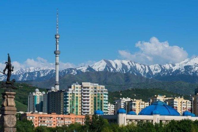Almaty City Walking Tour