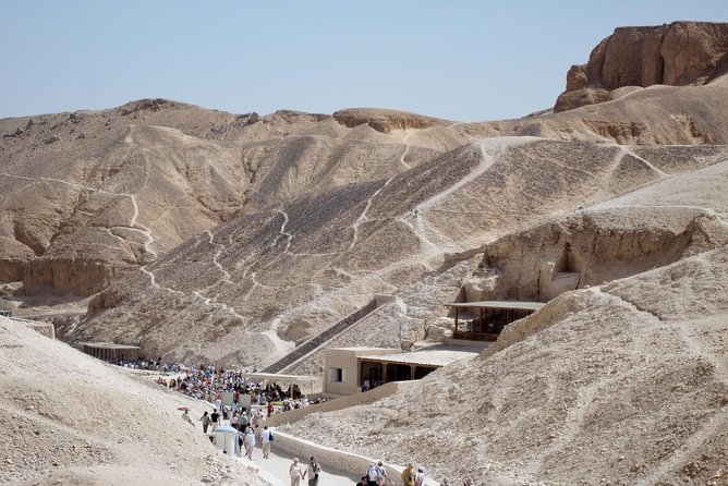 Luxor West Bank Full Day with Car Only