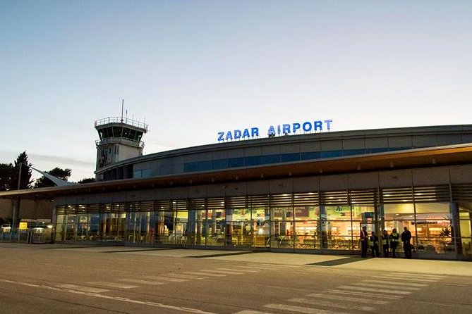 Transfer from Zadar airport to Novalja