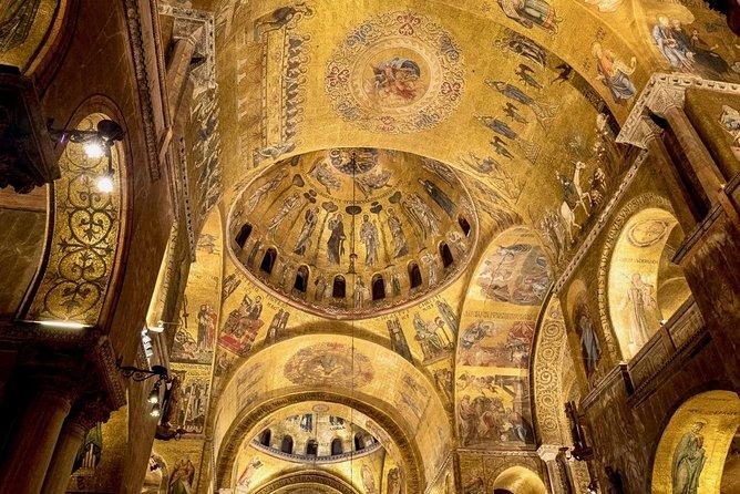 Byzantine Venice Walking tour with Skip the Line Saint Mark's Basilica
