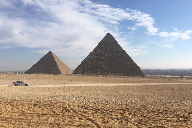 5 Hours private tour to Giza pyramids Sphinx and Citadel including transfers photo 4