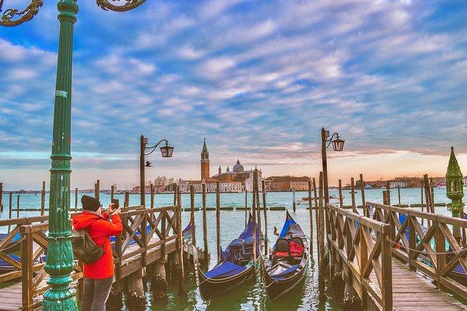 Byzantine Venice Walking tour with St Mark's Basilica and Gondola ride