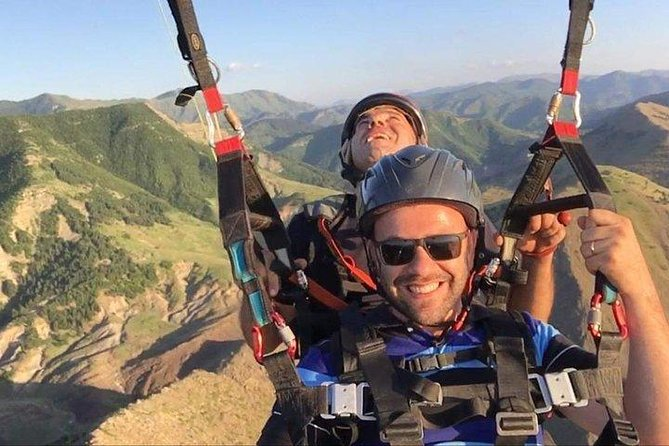 Paragliding Tandem Experience