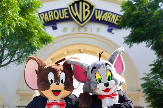 Skip the Line: Parque Warner Ticket photo 6