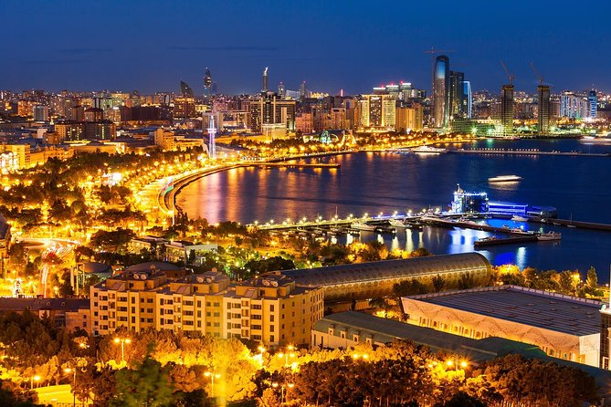 Night Baku GROUP TOUR